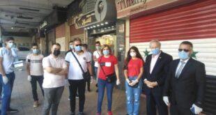 سوريا: حزب مرخص يطلب من وزير الداخلية ترخيص احتجاجات ضد سياسات الحكومة