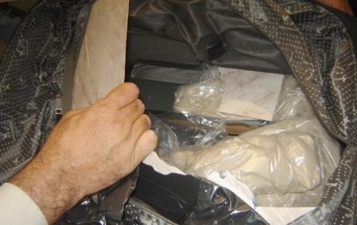 الأردن يحبط محاولة تهريب مخدرات من سوريا