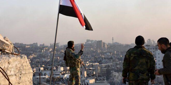 ثلاث هجمات تستهدف حواجز للجيش السوري في دمشق والقنيطرة