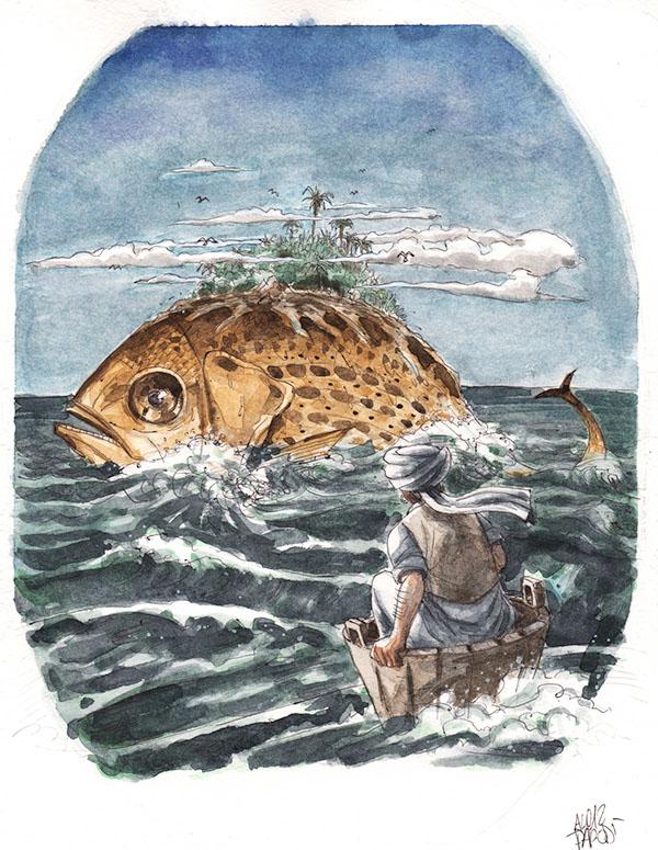 السندباد البحري ورحلاته السبع.. من أين جاءت هذه القصص الأسطورية؟