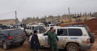 ماذا يحدث بين تجار حلب والجمارك؟