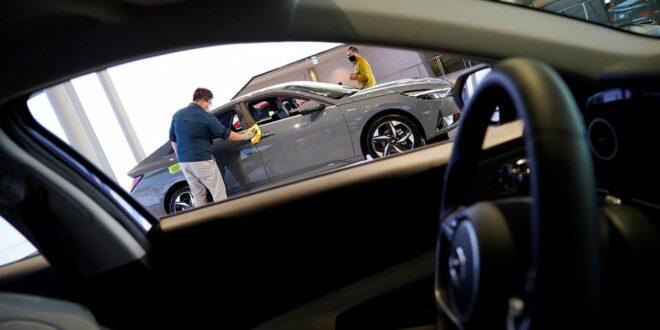 هيونداي وآبل تشتركان في تطوير السيارة الكهربائية