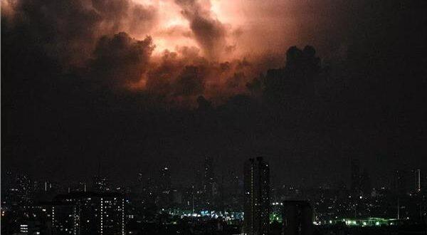 عاصفة نهاية العالم تصل إلى إسبانيا