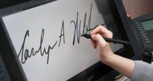 تعلم تحليل الشخصية من خلال التوقيع