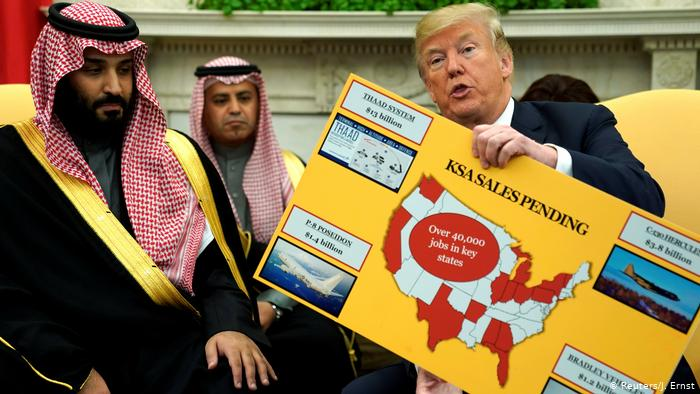إدارة بايدن تكشف عن توجه لتغيير في السياسة الأمريكية في الشرق الأوسط