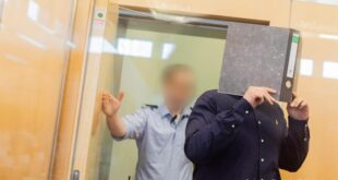 محاكمة لاجئين سوريين في المانيا قتلا ضابط سوري عام 2012