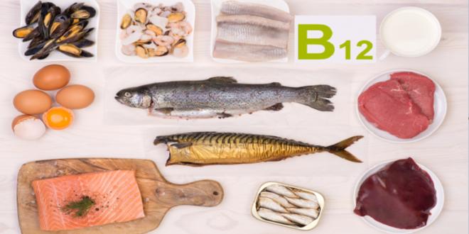 علامات مزعجة للغاية تدل على أن مستويات B12 منخفضة في الجسم!