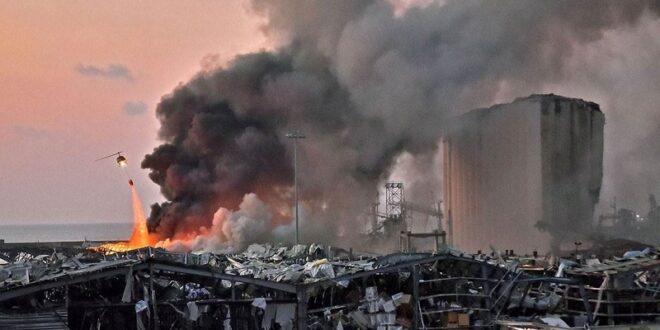 الانتربول يصدر النشرة الحمراء بحق ثلاثة أشخاص في قضية انفجار مرفأ بيروت