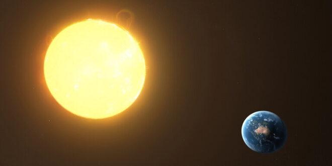 ماذا سيحدث لو حاول البشر الهبوط على الشمس