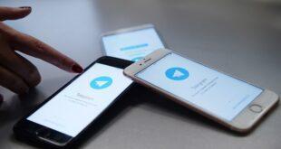 """إدارة تليغرام تضع علامة الاحتيال على حساب """"دونالد ترامب"""" المزيف"""
