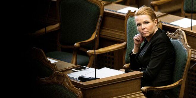 وزيرة دنماركية سابقة تواجه المساءلة في قضية فصل زوجين سوريين قاصرين