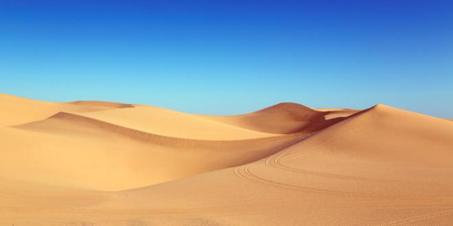 انفجار جليدي في الصحراء الكبرى والثلوج تغطي أجزاء من السعودية!