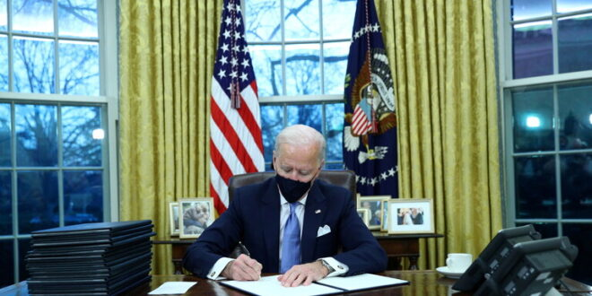 بايدن يلغي مرسوم ترامب بمنع دخول السوريين الى الأراضي الأمريكية