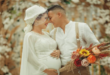 """العروس الحامل"""" تثير ضجة في مصر.. وزوجها يوضح! صور+ فيديو"""