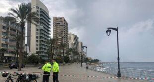 السلطات اللبنانية تمدد الإغلاق الشامل لمكافحة كورونا حتى 8 فبراير