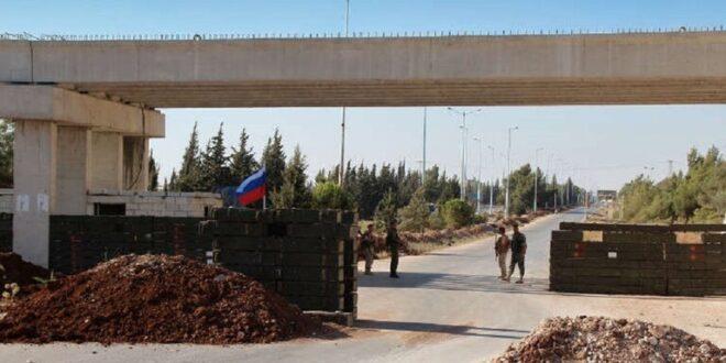 بدء التطعيم باللقاح المضاد لكوفيد-19 للعسكريين الروس في قاعدة حميميم بسوريا