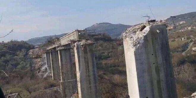 تفكيك وسرقة سكة قطار كاملة في سوريا!