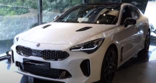 روسيا بدأت بتصنيع إحدى أجمل سيارات كيا الشبابية