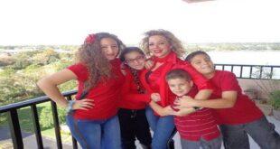 انهيار سوزان نجم الدين من البكاء بعد رؤية أبنائها لأول مرة منذ 5 سنوات