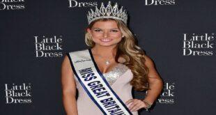 القبض على ملكة جمال بريطانيا في جزيرة باربادوس