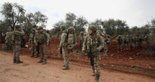 ما الذي يفعله الاف الجنود الأتراك في ادلب