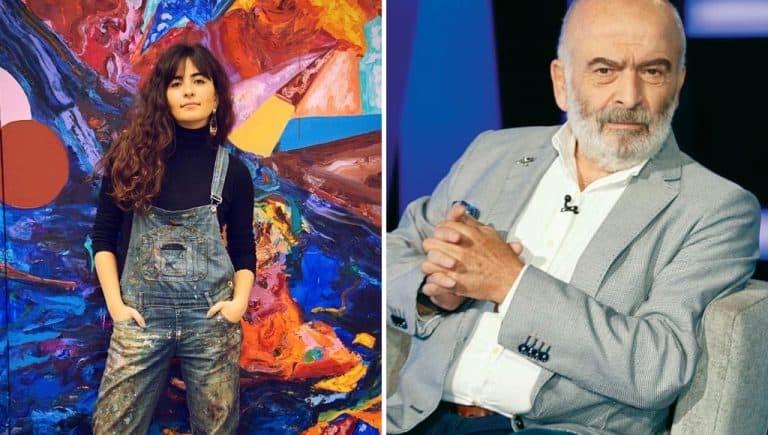 """تعرفوا إلى إبنة سلوم حداد التي كانت إختارتها مجلة """"فوربس"""" ضمن أشهر 30 فنانة"""