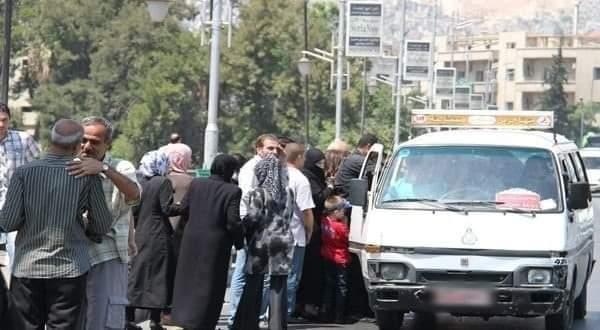 45 شرطي بلباس مدني لمراقبة عمل السرافيس والمخالفات لم تتوقف!