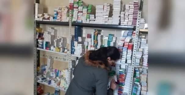 افتتاح صيدلية مجانية في حمص
