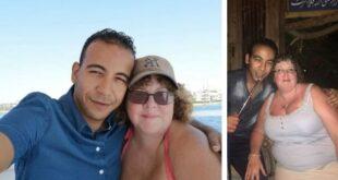 هجرها لأنها عجوز وسمينة: سيدة بريطانية تتهم شاباً مصرياً بالنصب بعدما هجرت زوجها لأجله