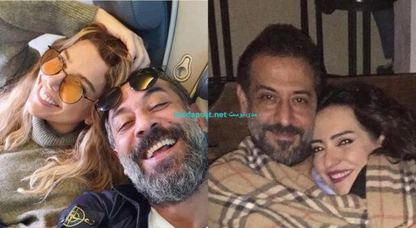 تزوج الفنانة أمل عرفة ثم ارتبط باللبنانية دانا الحلبي قبل أن يتركها.. 10 معلومات عن حياة عبد المنعم عمايري