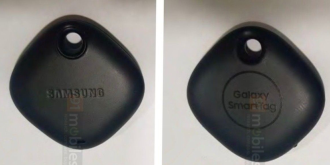صور حية توضح تصميم جهاز سامسونج القادم Galaxy Smart Tag