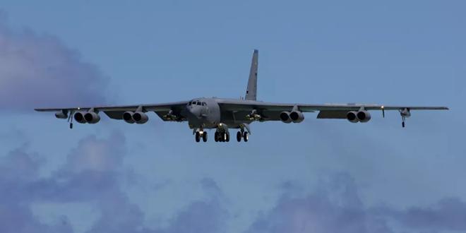 بي - 52 تحلق في سماء الشرق الأوسط… ماذا ينتظر إيران؟… فيديو وصور