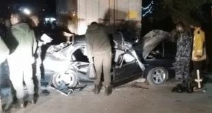 حادث مؤلم في جرمانا بدمشق يودي بحياة شابين في بداية العام الجديد