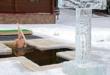 بوتين يغطس في حفرة جليدية بضواحي موسكو... فيديو