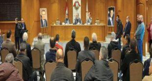 عامر الحموي: اتفاق مع المالية لتكون غرفة حلب المحكّم بين الجمارك والتجار