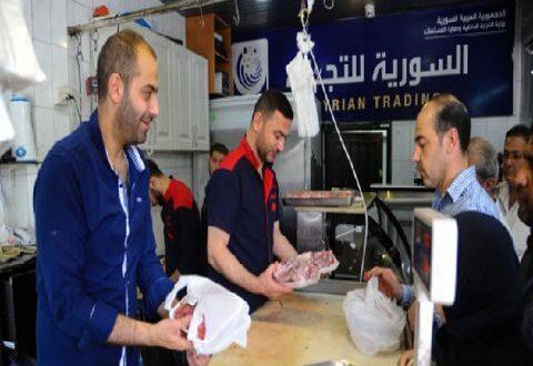 مدير السورية للتجارة: أسعار السلع في الصالات أقل بـ35 بالمئة عن أسعار السوق