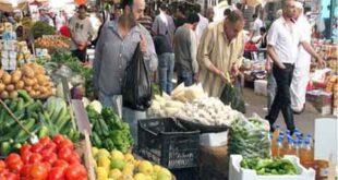 لجنة مصدري الخضار والفواكه بدمشق: الأسعار طبيعية عدا الحمضيات