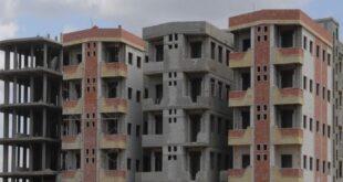 أسعار الإسمنت ترفع تكلفة العقارات.. في حماة شقة 100 متر بـ250 مليون ليرة