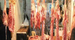 رغم ضعف الطلب..أسعار اللحوم الحمراء ترتفع بسبب التهريب