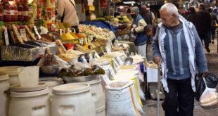 ارتفاع كبير في أسعار المواد الغذائية بعد طرح فئة ال ٥٠٠٠ ليرة