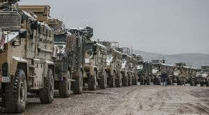 تركيا تدفع بأكثر من 50 آلية عسكرية إلى عمق إدلب