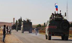بمساع روسية.. عودة جزء من طريق M4 شمالي الرقة للعمل