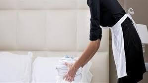 احذروا الخادمات: رجل يحضر خادمة للعناية بزوجته المريضة بدمشق.. فخدمتها وخدمته