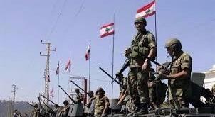 الجيش اللبناني ينتشر على الحدود مع سوريا ويثبت نقاط عسكرية