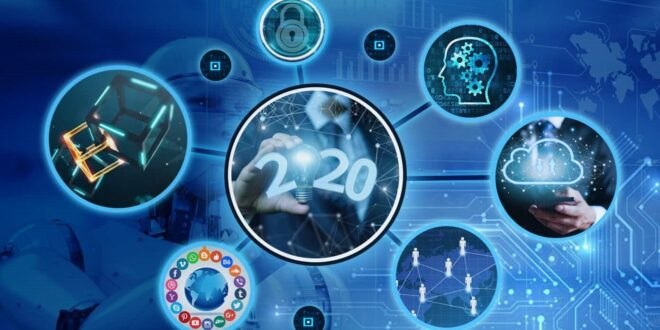 حصاد 2020.. أهم التطورات التي شهدتها شركات التكنولوجيا خلال العام