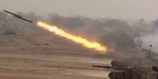 عين عيسى تحت النار.. المدفعية التركية تغطي الهجوم عليها