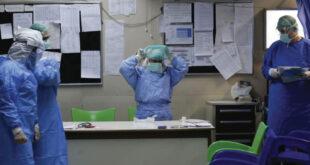 نقيب الأطباء: أكثر من 100 طبيب سوري توفوا بالفيروس