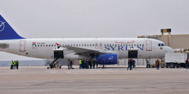 الموافقة على تشغيل رحلات من حلب إلى إربيل