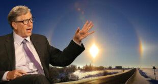 فكرة مجنونة أخرى يموّلها بيل غيتس.. نثر غبار كيميائي في الجو والسبب؟