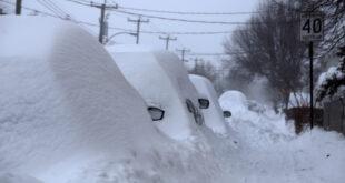 إحداها دمَّرت أكثر من 200 قرية بالكامل.. أسوأ العواصف الثلجية التي ضربت العالم؟